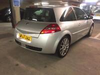 2008 renault megane f1 dci panroof low mls heated leather bucket seats brembo brakes like new v rare