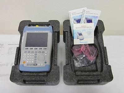 New Rohde Schwarz Fsh18 10mhz - 18ghz Handheld Spectrum Analyzer