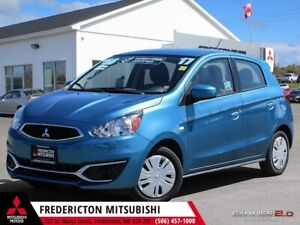 2017 Mitsubishi Mirage ES WARRANTY TO 2027 | ONLY $52/WK TAX...