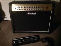 Marshall AVT 275 guitar amp