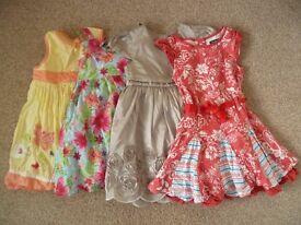 Girls dresses 18-24 months