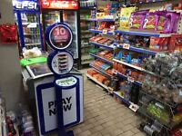 CONVENIENCE / NEWSAGENT STORE / SHOP / BUSINESS FOR SALE IN COATBRIDGE