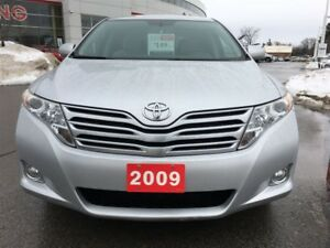 2009 Toyota Venza AWD V6 - No Accidents / Certified!