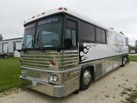 1979 MCI 9 Coach - Motorhome conversion in 2009