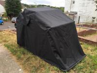 Motorbike waterproof cover