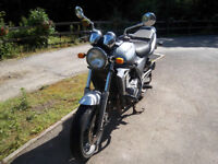 Kawasaki ER5, 2000 (500cc) -- new MOT and just spent £500 on service -- (ER 5 / ER500/ ER 500)