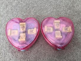 Brand new girls ELC stamp sets two available
