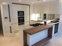 Carpentry and Joinery Services, Kitchen Fitting, Built-in Wardrobes, Wall Panelling, Weinscoting