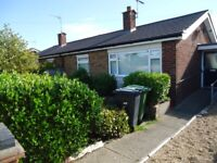 2 BED BUNGALOW, COUNCIL EXCHANGE.