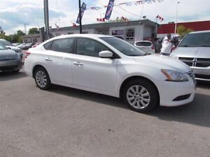 2015 Nissan Sentra 1.8 S | ONE OWNER | BLUETOOTH London Ontario image 4