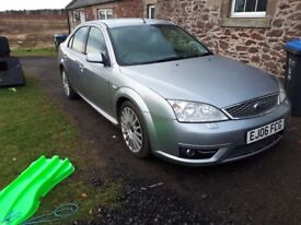 2006 Mondeo ST 2.2 Diesel special edition, full black leather. px welcome