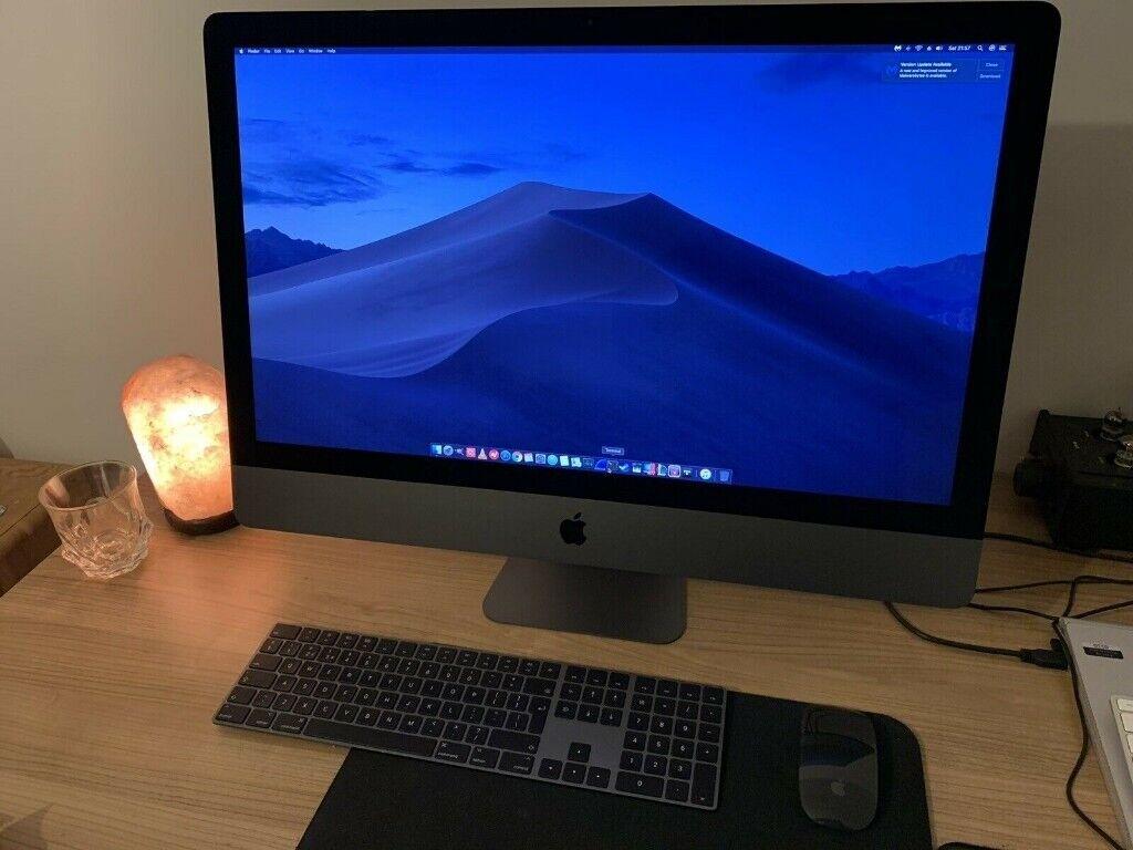 Apple iMac Pro, 8 core, 32GB, 1TB, Radeon Pro Vega 56 8GB   in  Weston-super-Mare, Somerset   Gumtree