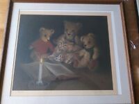 Sue Willis Limited Edition Print (Story Hour)