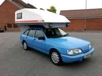 Ford sierra lx 3 berth campervan