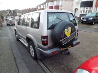 ISUZU TROOPER 7 SEAT 4X4