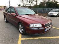 2003 Volvo S80 Auto. Mot. Tax Leather. PERFECT DRIVE