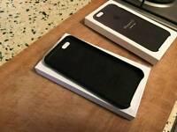 Genuine black Apple iPhone 6s case