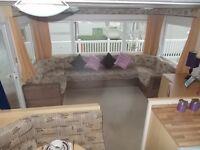 3 bedroom Static Caravan For Sale Stunning location North Devon Open All Year