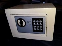 Small Electronic Safe.