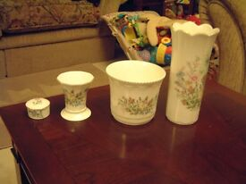 Ainsley, fine china, collectable. in Perfect condition, no chips, cracks or marks