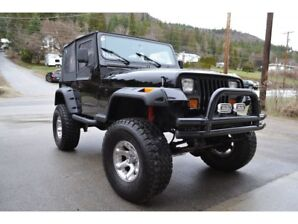1992 Jeep Wrangler Base