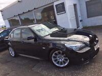 Facelift BMW 520d M-SPORT LCI - 104k miles - 1 Years MOT - Full Service History - 2 Prev Owners