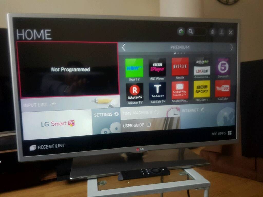 8b8e36682d0 LG 32 INCH FULL HD 1080P SMART LED TV IN BOX WITH REMOTE AND STAND NOT  SAMSUNG PANASONIC SONY