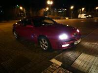 2001 Alfa Romeo GTV 2.l T.Spark (£675 as is) edit #1