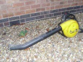 McCulloch leaf blower