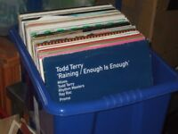 """125 x 12"""" House Music Collection 90's - 2000's HOUSE MUSIC JOB LOT!!"""