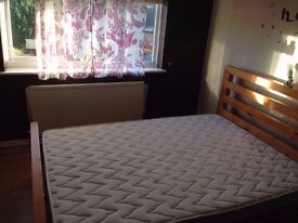 Double room available to rent.