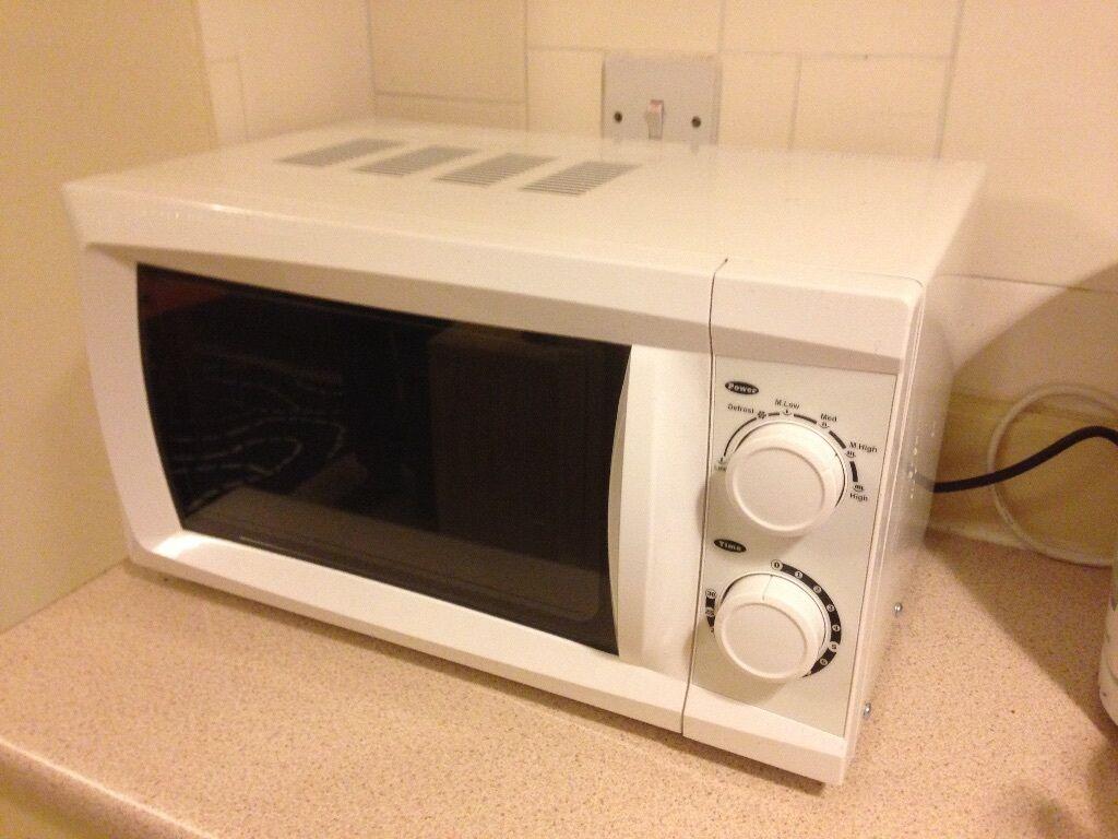 Morrisons Kitchen Appliances Microwave Morrisons Manual 700w Excellent Condition In
