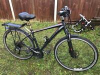 Specialized crosstrail sport disc road hybrid mountain bike bicycle