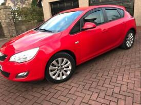 **REDUCED PRICE** 1.7 VAUXHALL ASTRA EXCLUSIV
