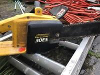 McCullock chain saw make an offer