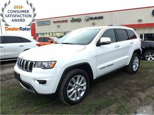 2017 Jeep Grand Cherokee LIMITED**DEMO**ONLY 5490 KMS**
