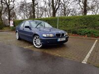 B M W 320D 6-SPEED 150-HP SPORT IN PERFECT CONDITION