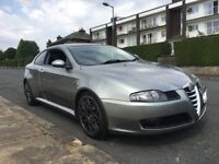ALFA ROMEO GT JTD 156 1.9 DIESEL 6 SPEED MODIFIED REPLICA SWAP REP VECTRA