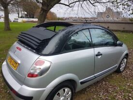 Citroen C3 Pluriel for sale Newly Motd expires 22nd October 2018