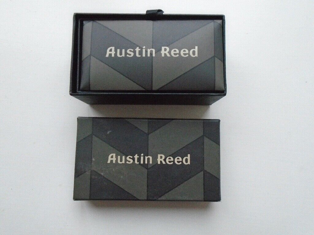 2nd Pair Of Brand New Austin Reed Cuff Links With Presentation Box Ideal Xmas Present In Barrow Upon Humber Lincolnshire Gumtree