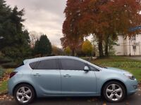 VAUXHALL ASTRA AUTOMATIC, 10 REG, NEW SHAPE, 40K MILES, HPI CLEAR, MOT, CAN DELIVER, DRIVES MINT