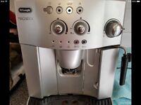 De'Longhi bean to cup coffee machine