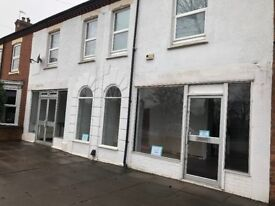 Retail Property (Main Road) to rent