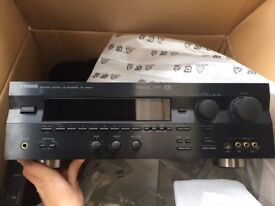 Yamaha rx-v595a Amp