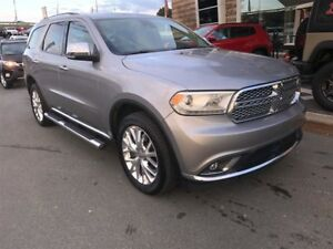 2014 Dodge Durango CITADEL ALL WHEEL DRIVE LUXURY MODEL!