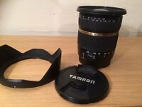 Tamron SP10-24mm Wide Angle Zoom lens (Canon EFS fit)