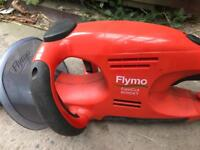 Electric Flymo EasiCut 6000XT Hedge Cutter