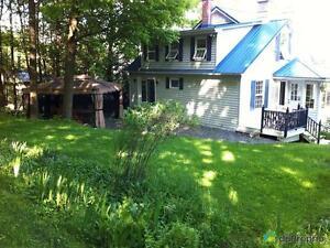 480 000$ - Maison 2 étages à vendre à North-Hatley