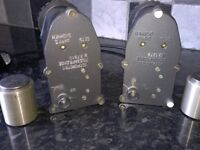 2 russian night vision battery chargers
