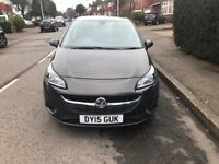 VAUXHALL CORSA SXI 1.4 PETROL 2015 ONLY 29000 MILES WITH HISTORY ONLY £30 ROAD TAX